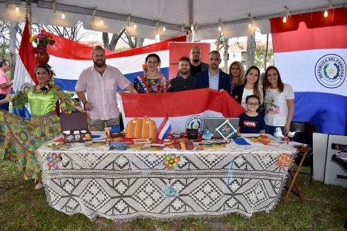 Paraguay Cultural Village 2020